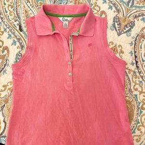 Lilly Pulitzer Polo Tank top